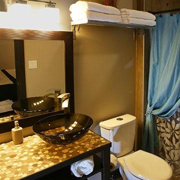 Zen Washroom